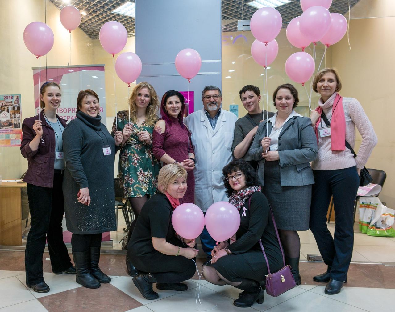 Помощь больным раком груди Орловская область