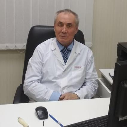 Чеботкин Сергей Семёнович