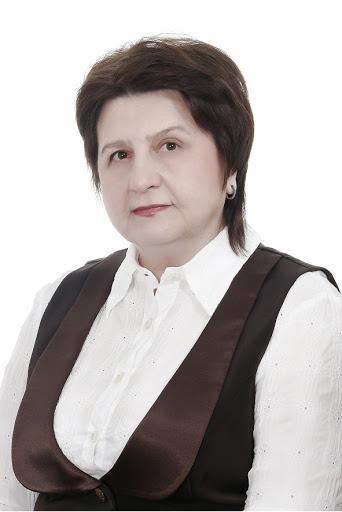 Тарасова Людмила Петровна